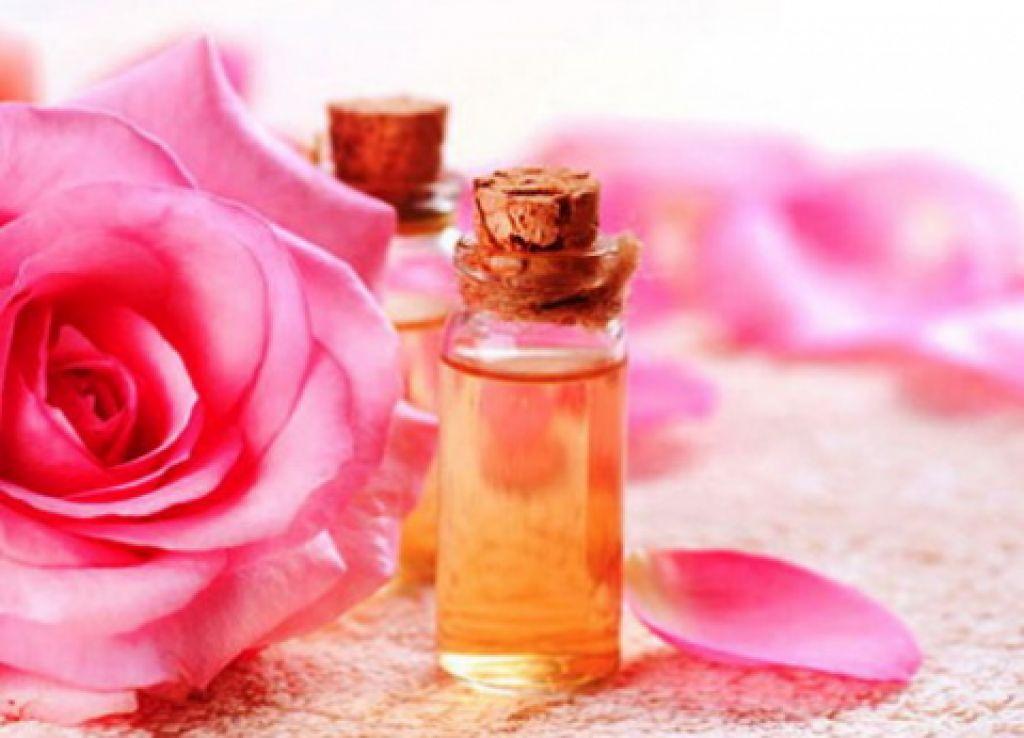 Vlastnosti ružového oleja