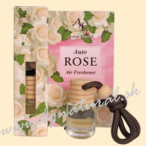 AIR FRESHENER WHITE ROSE   5 ml