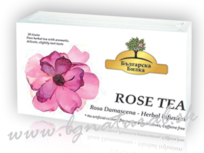 TEA ROSA DAMASCENA