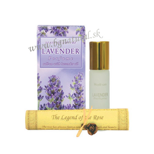 LAVENDER PERFUME roll-on (alkohol free)