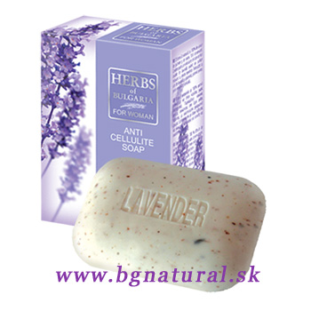 Anti-Cellulite SOAP FOR WOMEN LAVENDER